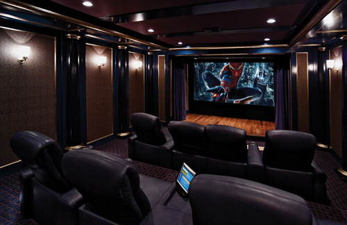 10 Home Theater Design Build