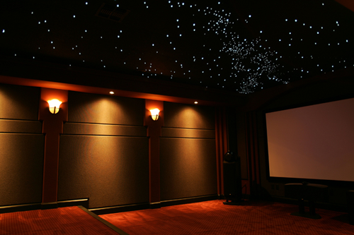Audio Vision Houston 187 Home Theater