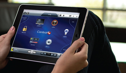 control from your ipad
